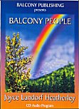Balcony People CD